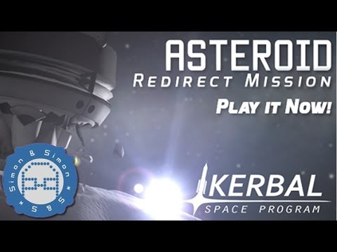 KSP - NASA ARM pack - asteroide ostico!