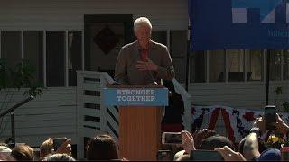 Campaña presidencial Bill Clinton en el Suroeste de Florida
