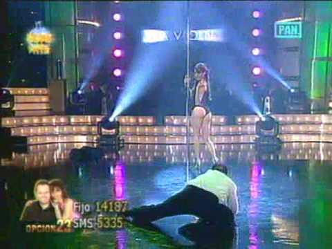 BAILANDO POR UN SUEÑO - FINAL REYES DE LA PISTA - Tubo dance - Marisol y Alan