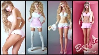 getlinkyoutube.com-Top 10 Barbies Humanas Más impactantes del Mundo