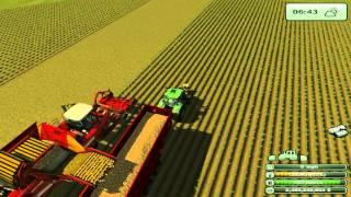 getlinkyoutube.com-farm simulator 2013 Harvest the huge Kansas map and done with most mods