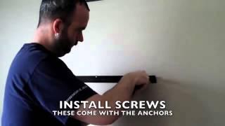 getlinkyoutube.com-Cara Mudah Membuat Rak Dinding Atau Floating Shelf