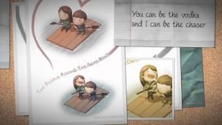 getlinkyoutube.com-Auburn - Perfect two (lyrics + hj story)