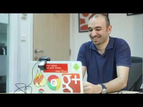 Amr Salama Hangout