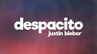 Justin Bieber - Despacito (Lyrics / Lyric Video) ft. Luis Fonsi & Daddy Yankee width=