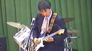 getlinkyoutube.com-High school teacher played Yngwie Malmsteen.2001.酒田工業高校.酒工祭Live