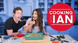 getlinkyoutube.com-Cooking with Ian Harding | Shay's Kitchen