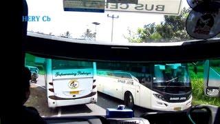 getlinkyoutube.com-menyalip ngepres HDD po.Budiman mengejar bus Gapuraning ditanjakan Gentong{no Telolet}