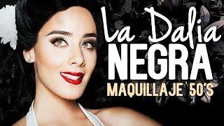 LA DALIA NEGRA (LOOK 50s) | Bernardo Vázquez