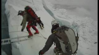 getlinkyoutube.com-Mount Everest ICE FALL.wmv