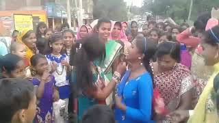 Baje poy poy song bhabi dance in village 2017