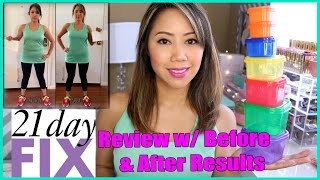 getlinkyoutube.com-21 Day Fix Review w/Before & After Results | TwilightChic143