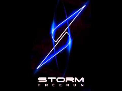 Storm Freerun - Volume 1 Album Cover
