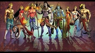 10 Immortals of Hindu Mythology