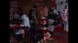 Chefe de torcida do CRB é preso com drogas no Jaraguá - Parte 1