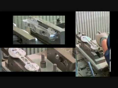 How it's Made Roller Skate ROLL-LINE T.M. Technology