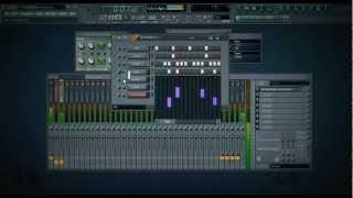 Fl Studio Tutorial: Progressive House like Deadmau5