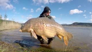 getlinkyoutube.com-Extreme carp fishing Lac du Salagou