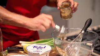 Healthy Food Guide's potato salad