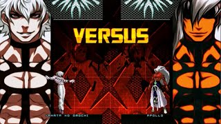 getlinkyoutube.com-Yamata No Orochi VS. Apollo