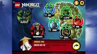 getlinkyoutube.com-LEGO Ninjago Rush   Tournament