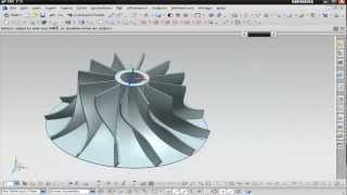 getlinkyoutube.com-NX Modeling - Concept Design (Impeller)