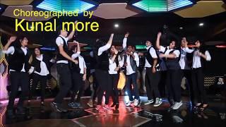 getlinkyoutube.com-Gulaabo shaandaar Dance cover   Shahid  DFS  