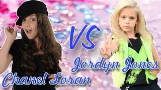 getlinkyoutube.com-Chanel Loran VS Jordyn Jones - Fancy (Iggy Azalea cover)