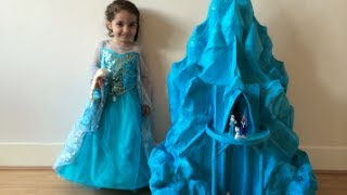 getlinkyoutube.com-Frozen Toys - Reenacting The Movie With Elsa, Anna, Olaf, Hans, Kristoff and Sven!