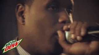 Jay electronica - The announcement (mountain dew code red commercial)