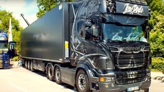 Ghost Rider - neuer Jens Bode Scania