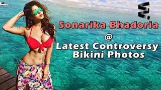 getlinkyoutube.com-Sonarika Bhadoria Latest Bikini Photos Video || Latest Film News