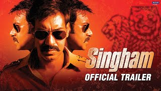Singham - Trailer Full HD width=