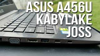 Laptop Murah Spek Dewa ASUS A456U KABYLAKE Core i5-7200U Geforce 930MX 1TB 4Gb DDR4