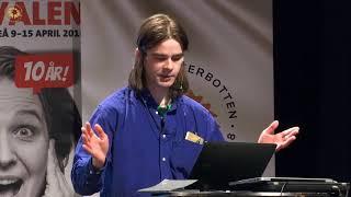 Digital värld - Poeten och den norska poesimaskinen