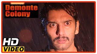 getlinkyoutube.com-Demonte Colony Tamil Movie   Climax Scene   Arulnithi gets killed