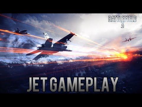 Battlefield 3 Online Gameplay - Jet Kills Gameplay Montage