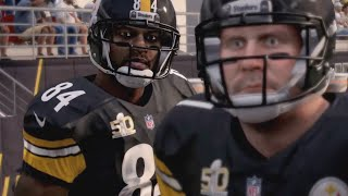 getlinkyoutube.com-Madden 16 (Xbox One) - Opening Super Bowl 50 Playable Sequence