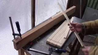 getlinkyoutube.com-Рамка 145 со сборкой в шип