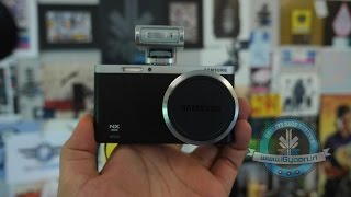 Samsung NX mini Interchangable lens Mirrorless Camera Unboxing