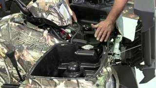 getlinkyoutube.com-Polaris HD Winch Kit ATV Installation - Polaris Off Road Vehicles