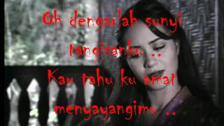 getlinkyoutube.com-Misha Omar   Ku Seru lirik