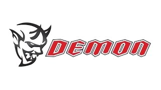 DODGE DEMON?   What I've learned from being an SRT customer.
