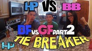 getlinkyoutube.com-Boyfriend VS Girlfriend Challenge Part 2  BeanBoozled Challenge+ Ben-Q Gaming Monitor UNBOXING!