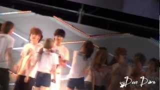 getlinkyoutube.com-Minho&Seohyun ft.Luhan  #Love Triangle