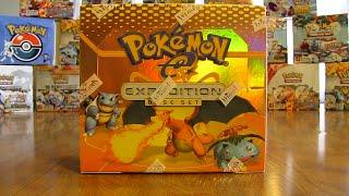 getlinkyoutube.com-Pokemon Expedition Booster Box Opening Pt. 1