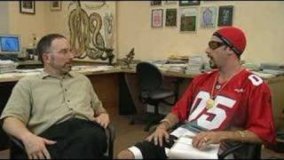 Ali G and a zoologist - part 2