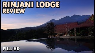 Damai dan indahnya sunrise di Rinjani Lodge (FULL HD Video)