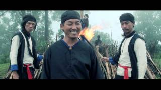 "Hmong movie Kaus Npua Teb exclusive clip ""Fire Rescue"""