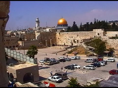 The Holy Places in Jerusalem amazing clip HD
